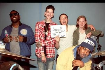 """Mike Posner Feat. Asher Roth, T-Mills, Chuck Inglish & King Chip  """" Started From The Bottom (Remix)"""" Video"""