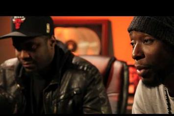 """Big K.R.I.T. Feat. 9th Wonder """"Record """"Reign On"""""""" Video"""