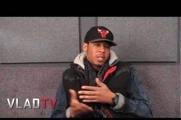 "Vado ""Talks Relationship With Cam'Ron & Leaving Dip Set"" Video"