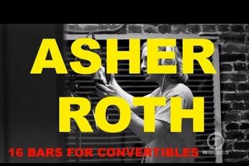 """Asher Roth Feat. Chuck Inglish """"Recording Session"""" Video"""