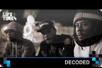 "Pac Div ""Decoded: ""No Superman"" & ""Bank"""" Video"