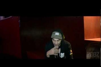 """Evidence """"Talks Upcoming Album With The Alchemist"""" Video"""