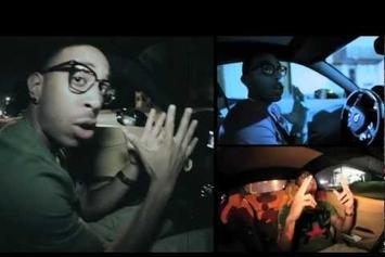 "Ludacris ""Cashin' Out (Freestyle)"" Video"