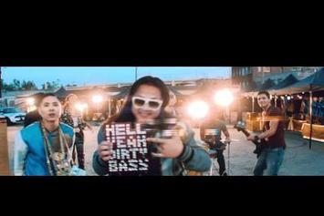 """Far East Movement Feat. Cover Drive """"Turn Up The Love"""" Video"""