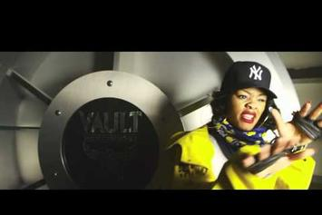 "Teyana Taylor ""Bad Boy"" Video"