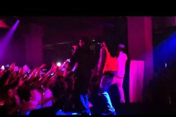 "Big Sean ""Brings Out 2Chainz & Trey Songz in Miami "" Video"