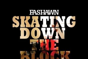 "Fashawn ""Skating Down The Block"" Video"
