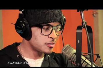 """T.I. """"Freestyle on """"Sway in the Morning"""""""" Video"""