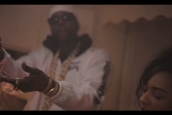 """2 Chainz Feat. Young Dolph, Cap 1 """"Trap House Stalkin"""" Video"""