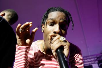 A$AP Rocky's Full Album Title Revealed