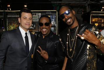 """Charlie Wilson & Snoop Dogg Perform """"Infectious"""" On Jimmy Kimmel"""