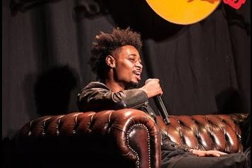 Danny Brown Talks Jail, Making Nicki Minaj Cry In Red Bull Lecture