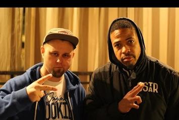 Zion I, Locksmith, & Okwerdz Chop It Up In A Bay Area Cypher