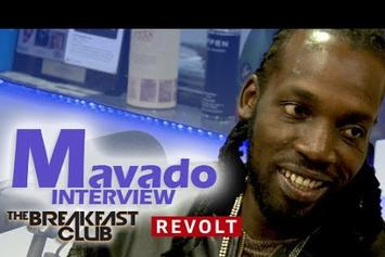 Mavado On The Breakfast Club