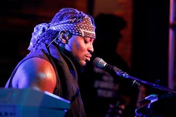 """D'Angelo & The Vanguard Announce """"The Second Coming"""" U.S. Tour"""