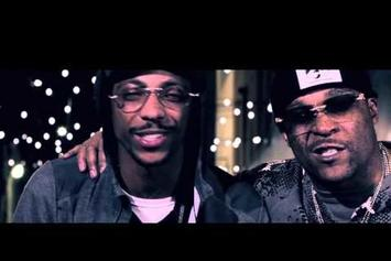 "Boldy James Feat. Red Handed & Kevo Hendricks ""Toast To The Kings"" Video"