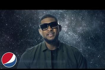 """Usher Previews New Music In """"Pepsi Challenge"""" Ad"""