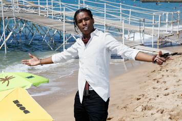 """ASAP Rocky To Release """"At.Long.Last.ASAP"""" At Midnight Tonight"""
