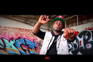 "T-Wayne ""On The Way (Freestyle)"" Video"
