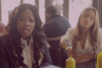 """Ron Browz Feat. Remy Ma """"She Don't Like Me (Remix)"""" Video"""