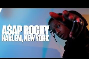 "ASAP Rocky Breaks Down His ""Everyday"" Verse"