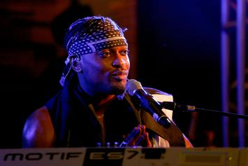 "D'Angelo Prepping Follow Up To ""Black Messiah"" Already"