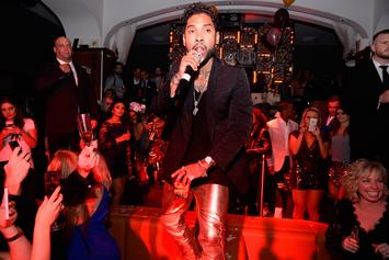 "Watch Miguel Perform ""Coffee"" On BBC Live Lounge"