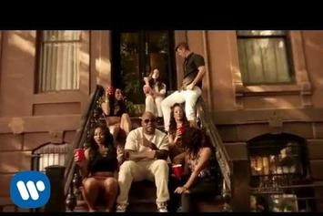 """Flo Rida Feat. Robin Thicke """"I Don't Like It, I Love It"""" Video"""