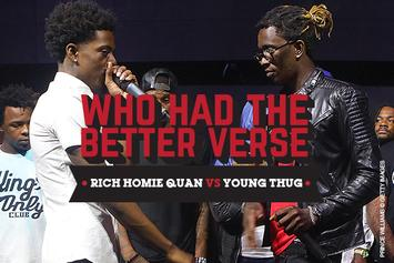 Who Had The Better Verse: Young Thug Vs. Rich Homie Quan