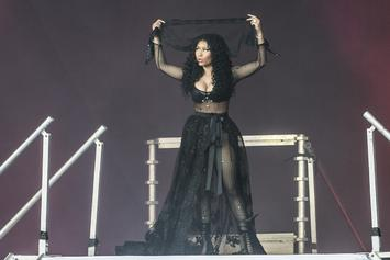 Nicki Minaj Was 2 Hours Late To Her Wireless Festival Set