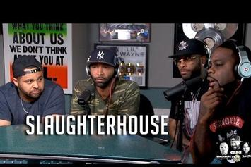 Slaughterhouse On Hot 97