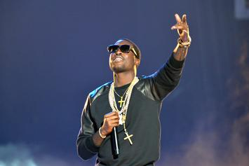 """Meek Mill Responds To Drake's """"Charged Up"""" Diss Track"""