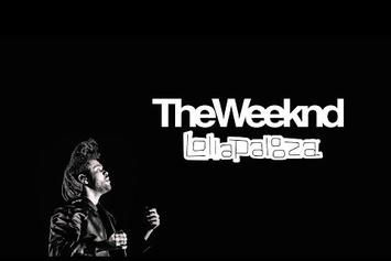 Watch The Weeknd's Full Lollapalooza Set
