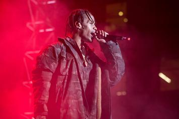 "The Travi$ Scott Action Figure From The ""Rodeo"" Cover Is For Sale"