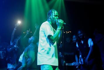 "Travis Scott's ""Rodeo"" Tracklist Surfaces Online"