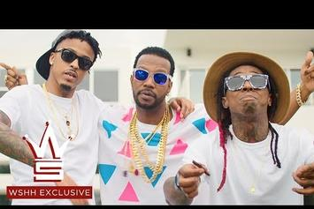 "Juicy J Feat. August Alsina & Lil Wayne ""Miss Mary Mac"" Video"