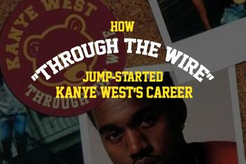 "How ""Through The Wire"" Jump-Started Kanye West's Career"