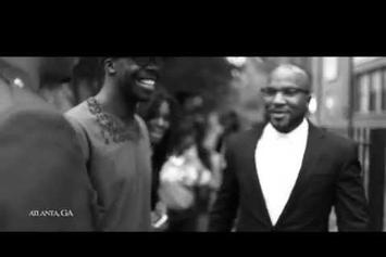 """BTS Of Jeezy's """"Church In These Streets"""" Video"""