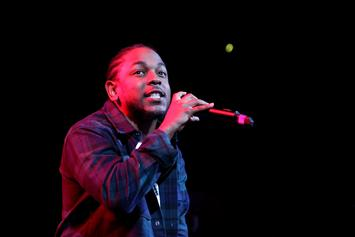 "Kendrick Lamar Sings Travi$ Scott's ""Antidote"" At Columbus Concert"
