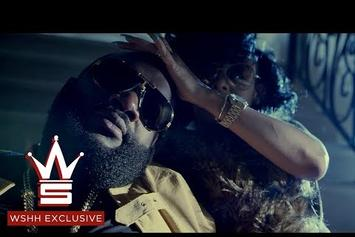 "Rick Ross ""2 Shots"" Video"