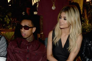 Kylie Jenner Shares Pic With Tyga After Late Night With A$AP Rocky
