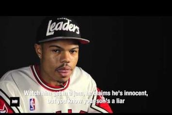 "Between The Lines: Taylor Bennett Breaks Down ""Broad Shoulders"""