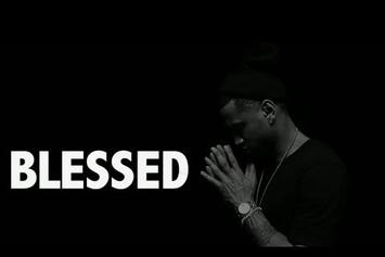 "Trey Songz ""Blessed"" Video"