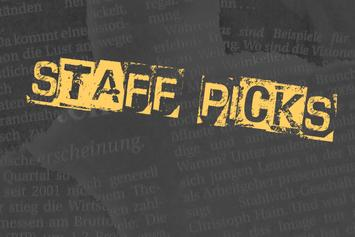 Staff Picks Playlist (January 15)