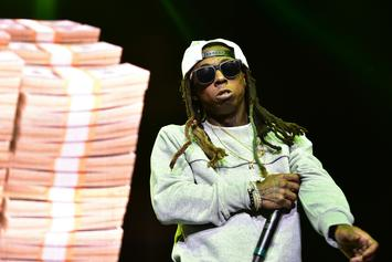 """Lil Wayne Throws Mic, Walks Off Stage After """"10 Second"""" Performance In Milan"""