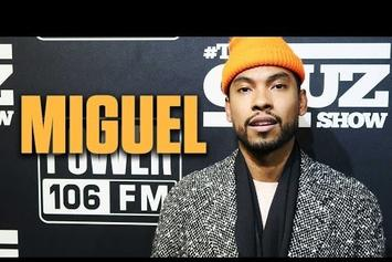Miguel Talks Songwriting For Tory Lanez, Tinashe, & Big Sean