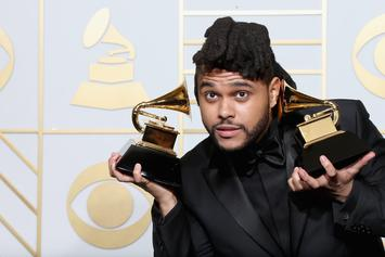 The Weeknd's Grammys After Party/Birthday Was Shut Down By Cops