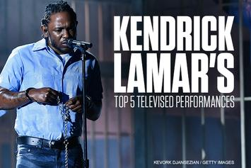 Kendrick Lamar's Top 5 Televised Performances
