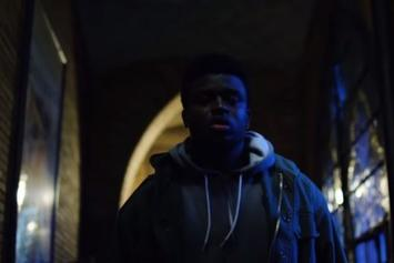 "Sylvan LaCue ""Fall From Grace"" Video"