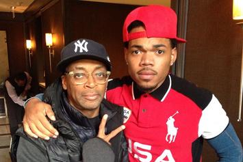 """Chance The Rapper Responds To Spike Lee's """"Fraud"""" Comments; Calls Him A Liar & Lame"""